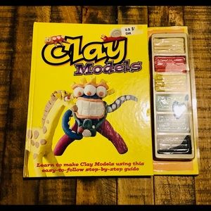 Clay Models How To Book